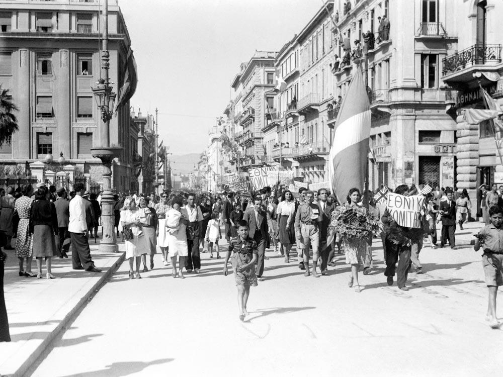 Τηλεφωνική Εταιρεία. Η πρώτη απεργία της Κατοχής