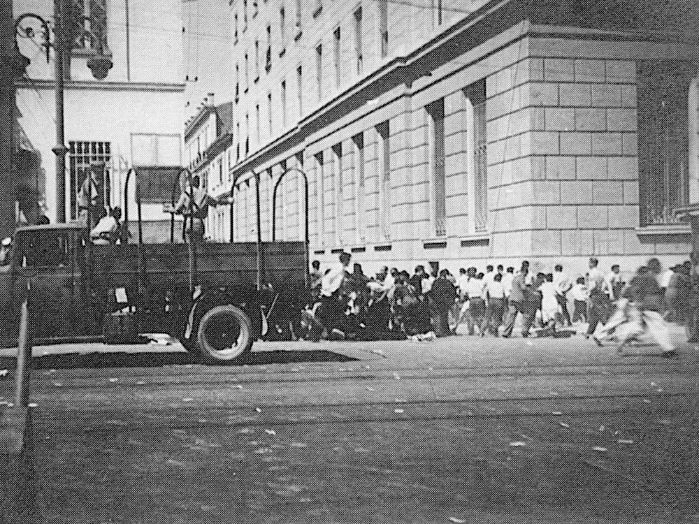 22 Ιουλίου 1943. Η μεγαλύτερη αντιστασιακή διαδήλωση