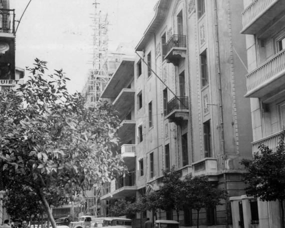 Μέρλιν 6. Η έδρα της Γκεστάπο